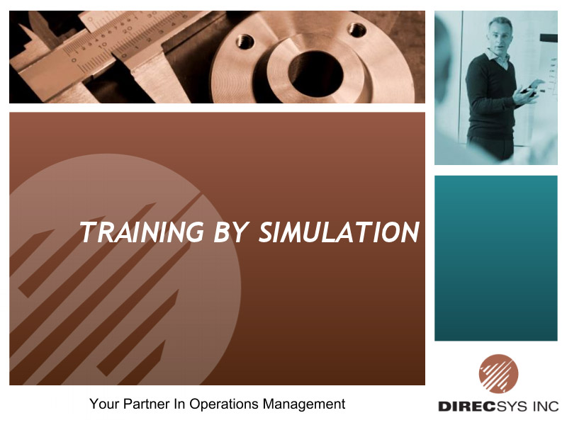 Training by Simulation